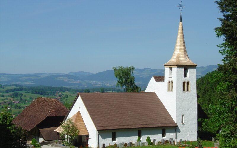 Kirche, Blumenstein