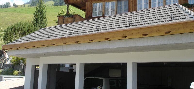 Garage Chalet, Lenk