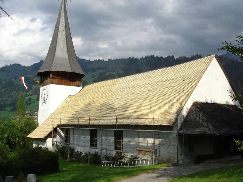 Kirche, Zweisimmen